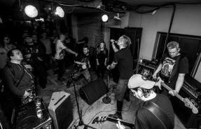 Płock Rock' 69 | DIY Party #3 11.12.2015 | foto: Małgosia Wasilewska